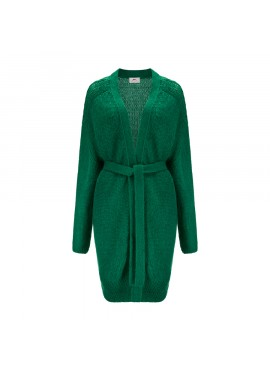 Sweter Sky Long Green