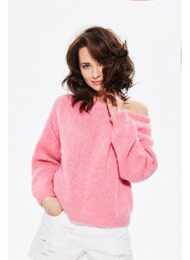 Sweater Sky Candy Pink