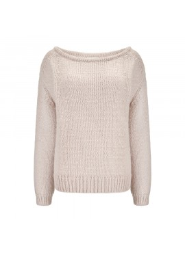 Sweter Sky Light Beige