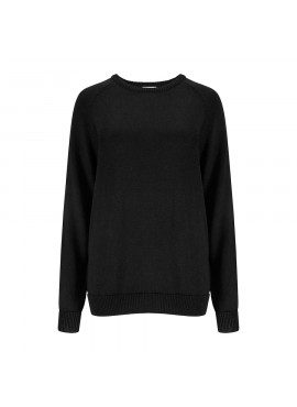 Sweter Rose Black