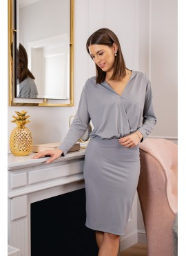 Bluzka Poli Body Grey